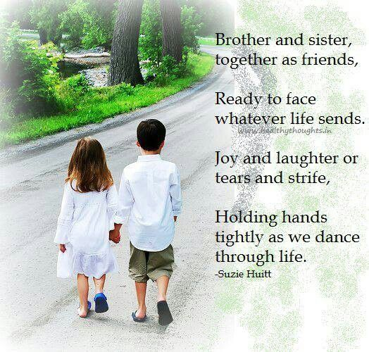 Brother And Sister Relationship Quotes In Gujarati: 110 Best Images About Brother. On Pinterest