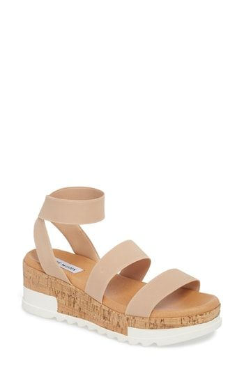498581ae304 The perfect Steve Madden Bandi Platform Wedge Sandal (Women) women shoes.    89.95  topoffergoods from top store