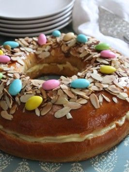 Easter Cake Recipe from Argentina (Rosca de Pascua) : Devour the Blog from Cooking Channel | Devour The Blog: Cooking Channel's Recipe and Food Blog