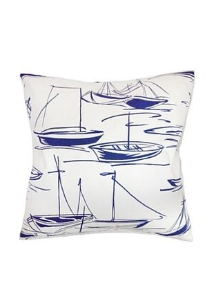59% OFF The Pillow Collection Gamboola Nautical Pillow