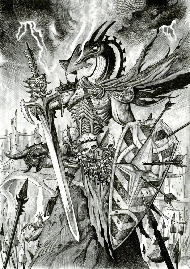 Nemesis the Warlock by David Hitchcock