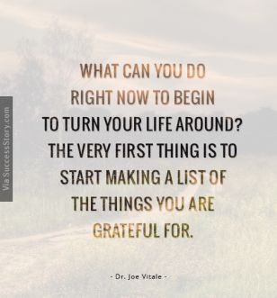 Joe Vitale #gratitude #theawareshow