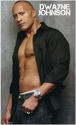 Dwayne Johnson....DANG! He SMOKIN!!'  Love Love Love...............