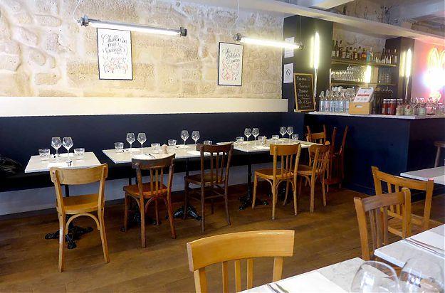 Restaurant Paris 6ème - Les Pinces Saint Germain - Cuisine Poissons/Fruits de mer - 43, rue mazarine
