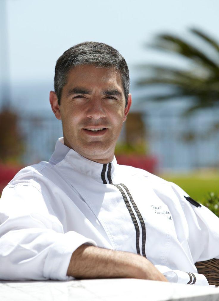 Chefe Benoît Sinthon Perfil na Rota das estrelas Restaurante Feitoria 2014 Stembro 10 e 20