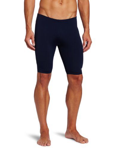 Introducing Arena Mens Board Race Polyester Solid Jammer Swimsuit  NavyMetallic Silver32. Great product and follow us for more updates!