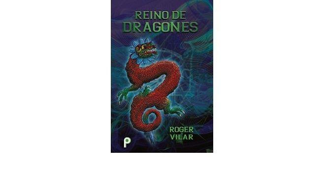 """En """"Reino de dragones"""" Roger Vilar trae a esta mítico monstruo, bello y espantoso a la vez,  a pleno Siglo XXI, donde vivirán, en medio de la tecnología que nos caracteriza, singulares aventuras, acompañados por personas de este tiempo, que lo menos que piensan es que los dragones hayan sobrevivido.  Se aborda, por supuesto, al dragón occidental, estilo Fafnir, de las sagas del norte de Europa; pero también al dios que en la mitología mexicana es el más cercano a un dragón: Quetzalcóatl…"""