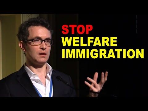 "(2158) Douglas Murray: STOP Welfare Immigration and Cultural ""Enrichment"" - YouTube"