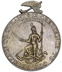 Sic semper tyrannis - Wikipedia, the free encyclopedia