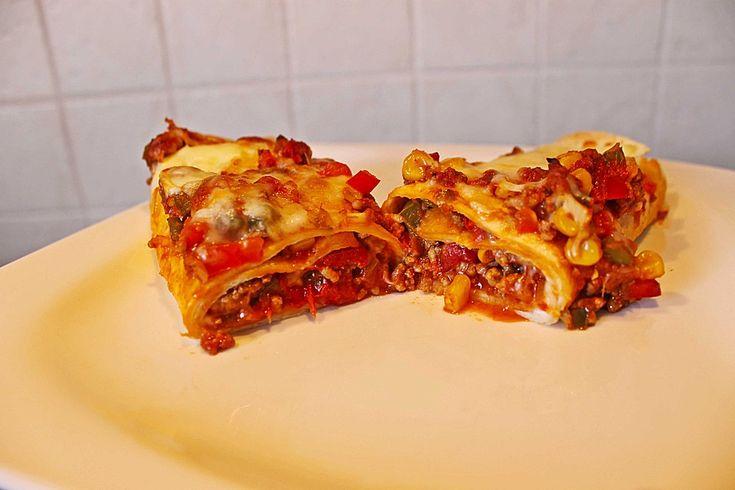 Mexikanische Burritos 1
