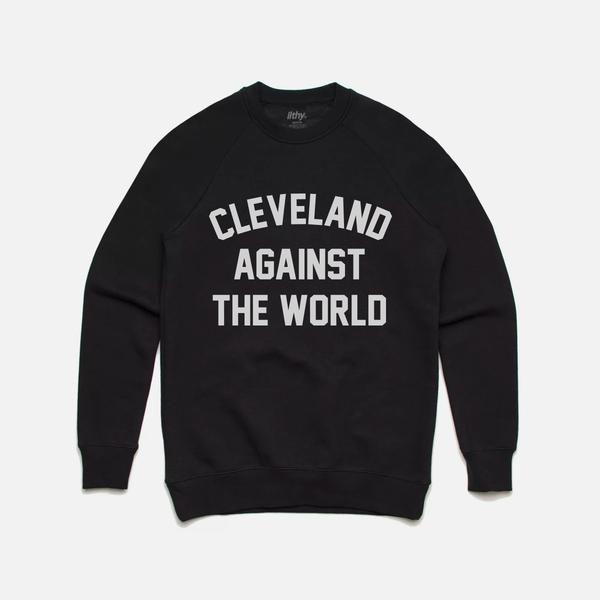 Cleveland Against the World Crewneck