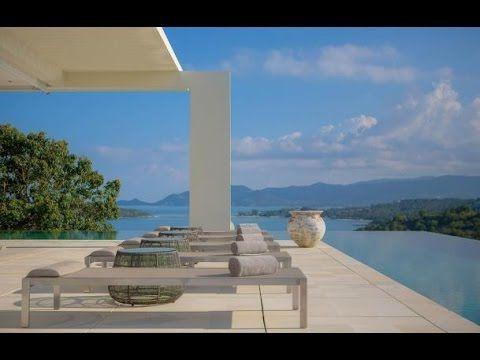 An exceptional luxury villa 5-Bedroom in Thailand