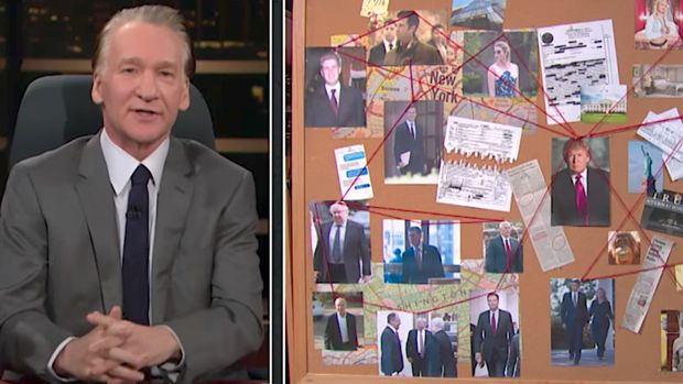 Bill Maher Goes Full 'CSI' To Connect The Dots Between Donald #Trump And Russia https://www.huffingtonpost.com/entry/bill-maher-donald-trump-russia-joins-the-dots_us_59cf4640e4b05f005d346ae5?utm_hp_ref=donald-trump
