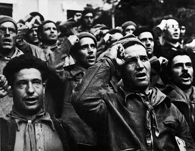 """Robert Capa: """"España 1936""""."""