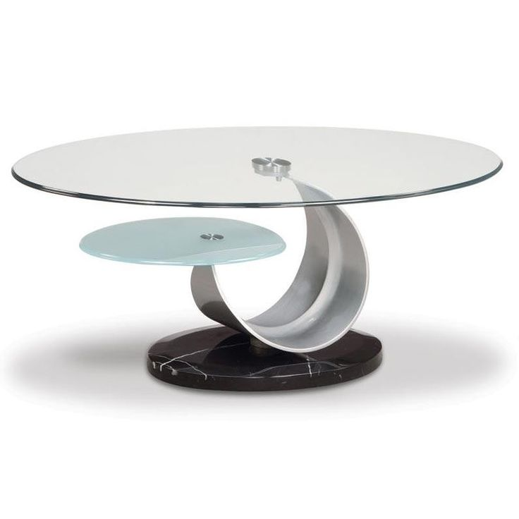 Global Furniture USA Juno Oval Glass Top Coffee Table In Black     Lowest  Price Online On All Global Furniture USA Juno Oval Glass Top Coffee Table  In Black ...