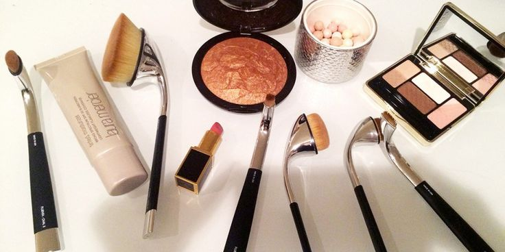 Oval Brushes: New Trend in the Makeup World!!!!