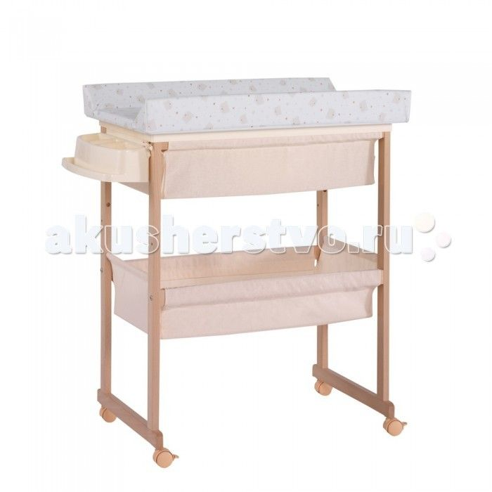 Пеленальный столик Micuna B-1158 Plus  Пеленальный столик Micuna B-1158 Plus  Этот прекрасный столик отличается оригинальным дизайном в сочетании с удобством и функциональностью.  Особенности: Оборудован ванночкой, держателем для полотенца и мыла  Вместительная поверхность, на которую может быть установлен пеленальный элемент и другие предметы комод можно использовать для пеленания малыша  Пеленальная доска снимается, ванночка и полочка убираются  Имеет закругленные углы, что предотвращает…