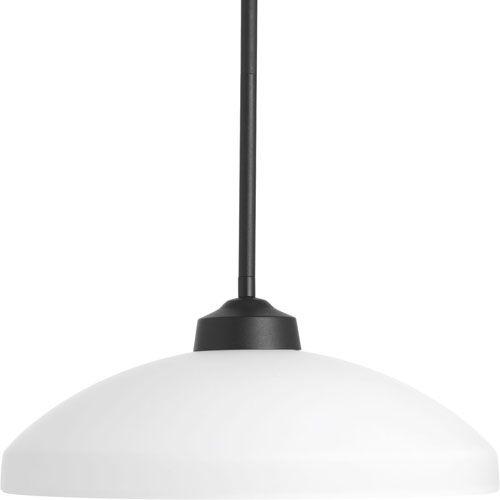 P5162 31 Replay Black 14.5 Inch One Light Pendant Progress Lighting Dome Pendant Lighting