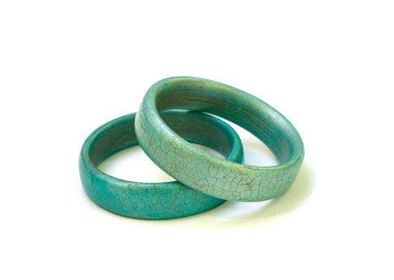 Set di 2 braccialetti blu bracciale blu in di MagicJewelryStore, $27.00
