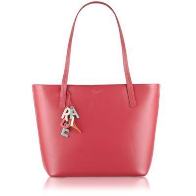 Radley Pink De Beauvoir large tote bag | Debenhams