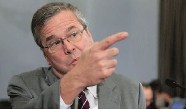 Florida Democrats Tell Jeb To Lawyer Up After Bush Lied On Voter Registration Form