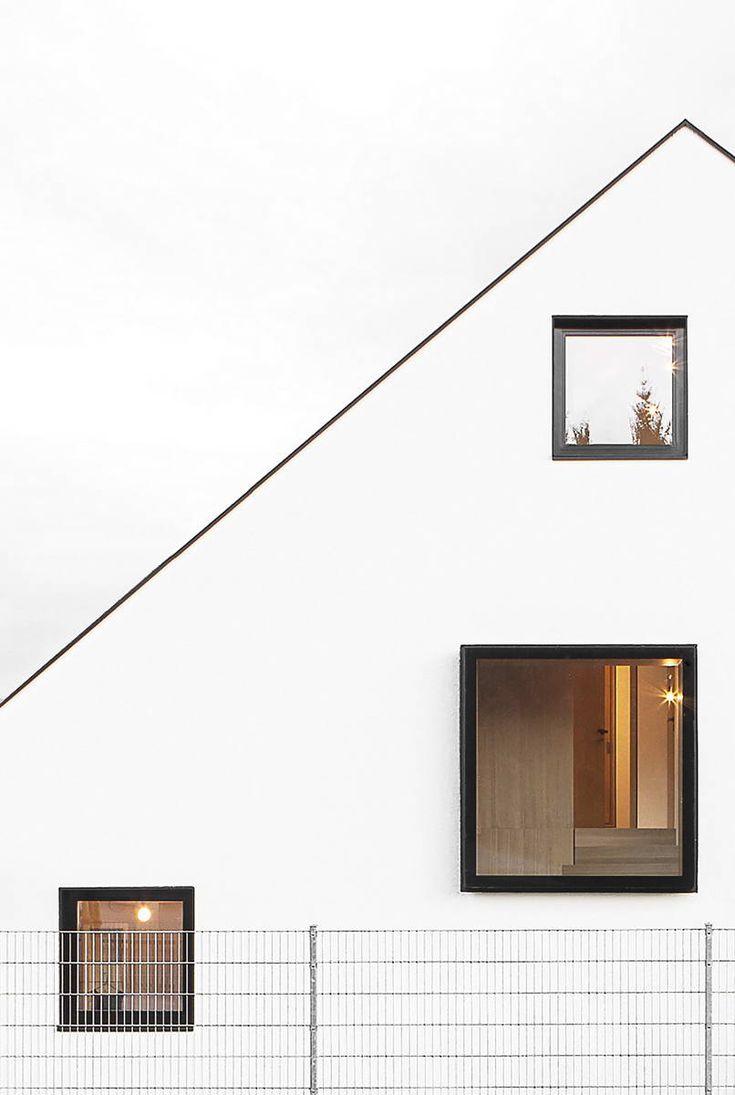 Headcorn minimalist house - House B 3
