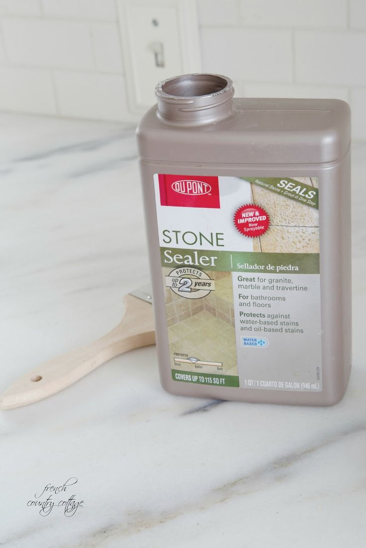 Countertop Paint Sealer : ... How to paint, How to spray paint and Faux granite countertops