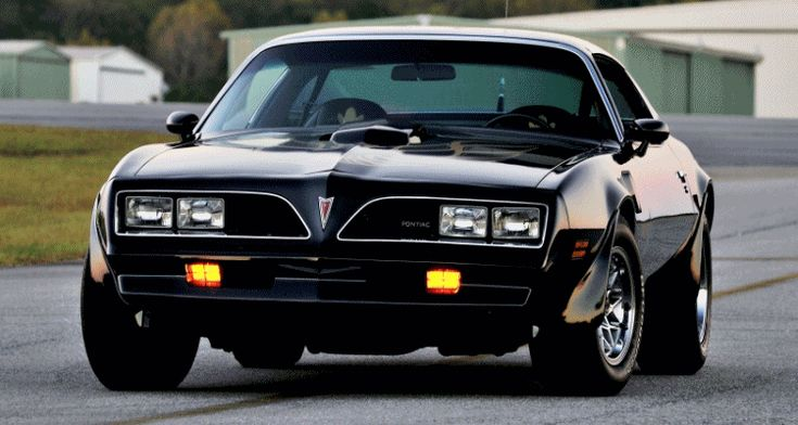 Mecum Kissimmee 2015 Preview   1978 Pontiac Trans Am   Owned by Burt Reynolds trans am photo