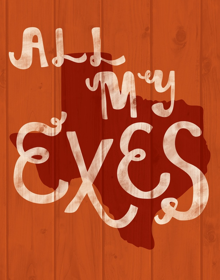 George Strait–All My Exes