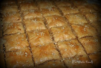 How to make Baklava..the Best Recipe