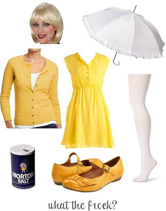 affordable fashion tips celebrity looks for less morton salt girl halloween costume