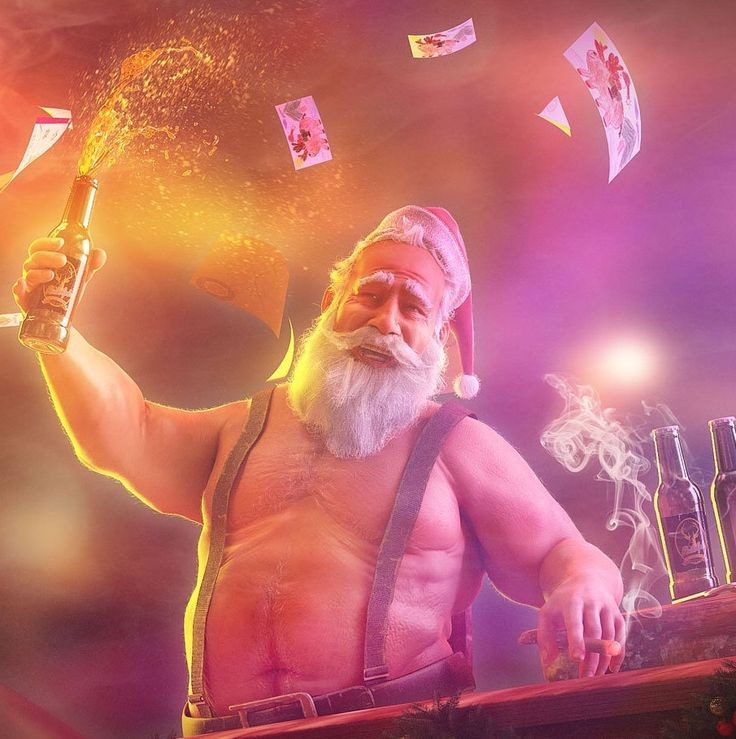 Dear Santa by Santiago Betancur