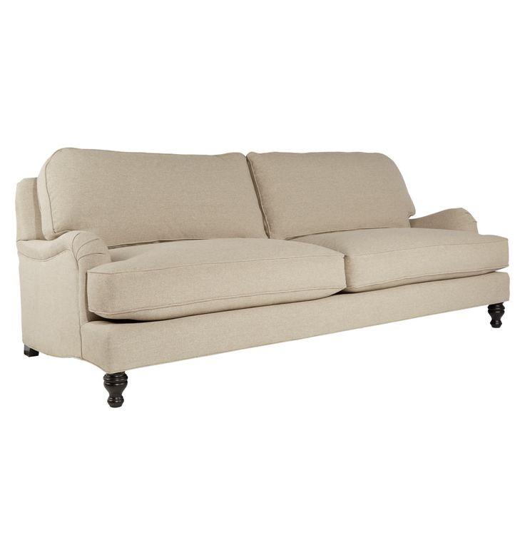 Flanders English Roll Arm Sofa