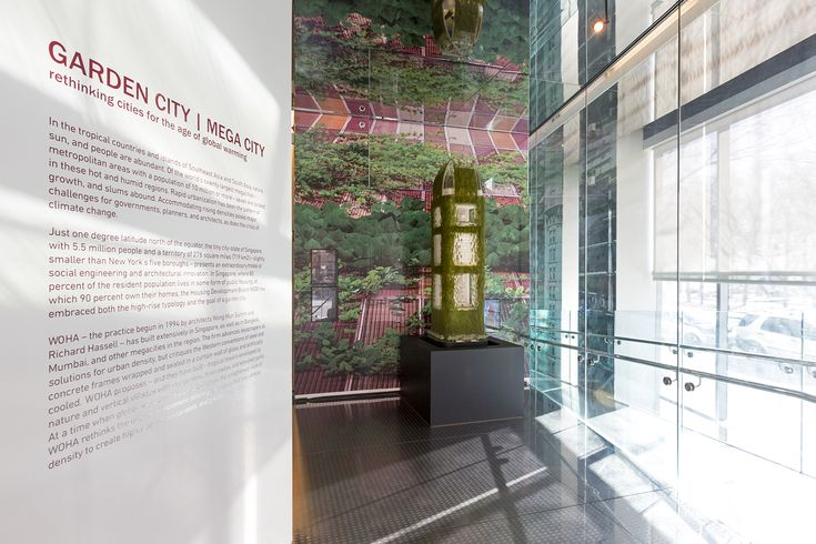 Exhibition: Garden City Mega City: WOHA Rethinks Cities for the Age of Global Warming