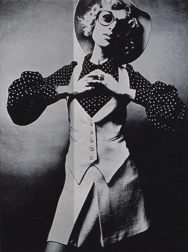 Model Madeleine Smith in the first Biba mail order catalogue shot by Donald Silverstein #lisaeldridge: 60S Chick, 70S Photo, Donald Silverstein, Donald O'Connor, Biba Sweet, 60S 70S, Vintage Fashion, Fashion Vintage, Biba Mail