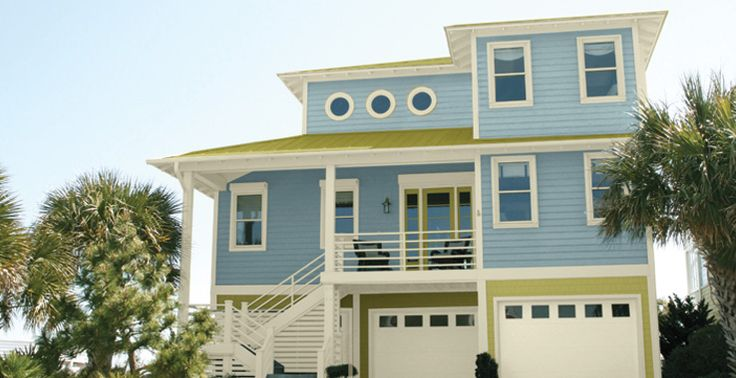Sw 0019 Festoon Aqua Home Exterior Pinterest Paint
