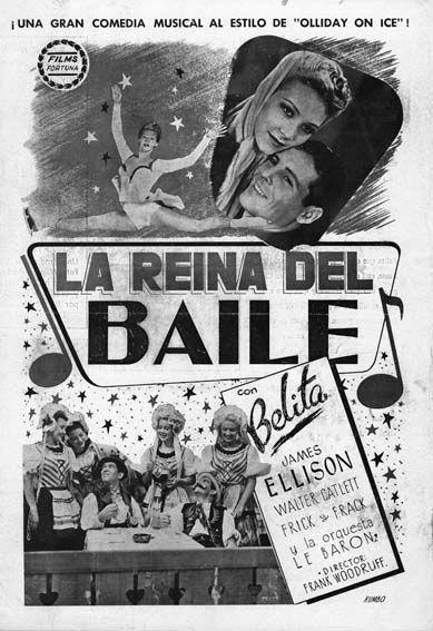 """La reina del baile (1944) """"Lady, Let's Dance"""" de Frank Woodruff - tt0037002"""