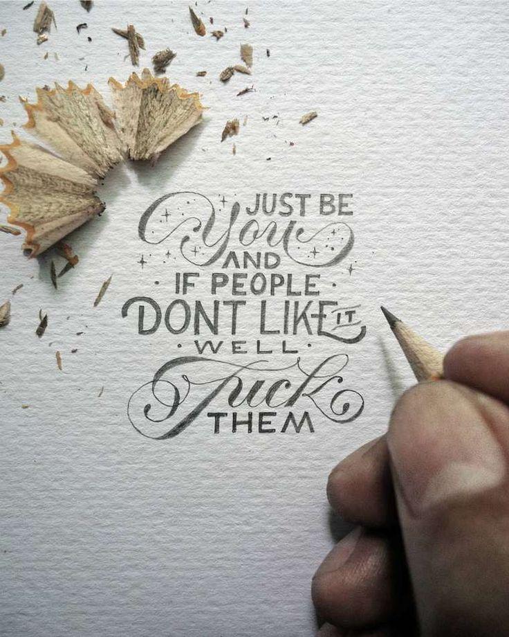 Miniature Typography – Les superbes créations de Dexa Muamar (image)