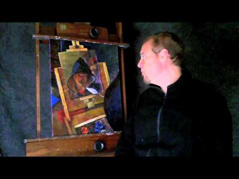 Self-Portraiture and Understanding the Human Face Workshop  Blog: http://www.darylurig.com/blog/