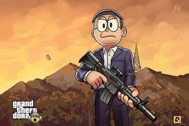 Gta Doraemon Apk Download For Android