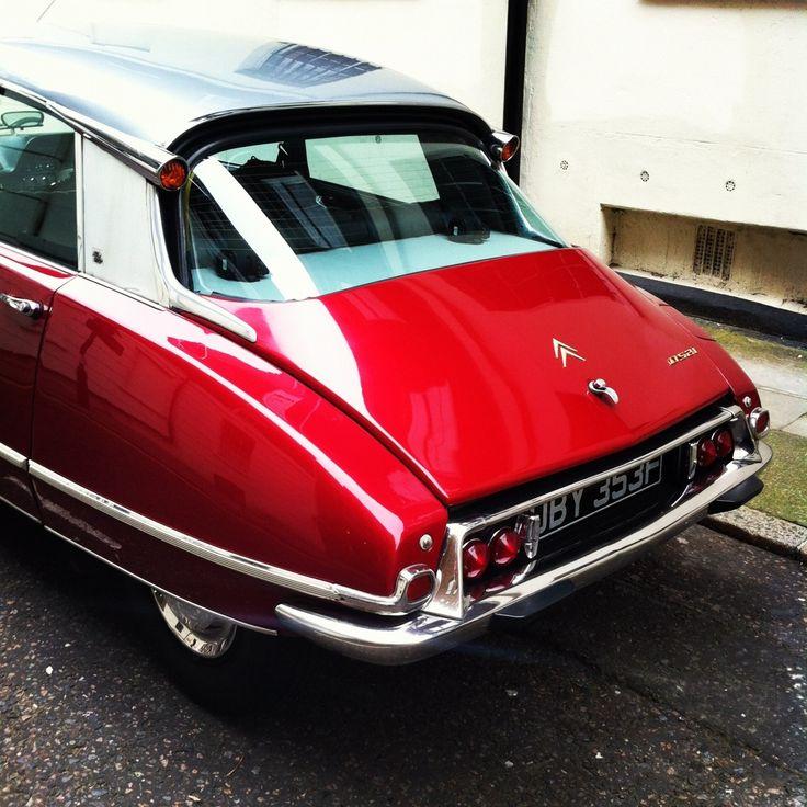 90 best citroën ds images on Pinterest   Vintage cars, Antique ...