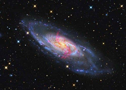 Αστρονόμοι βρήκαν  σημείο στο σύμπαν με αδιανόητη  θερμοκρασία