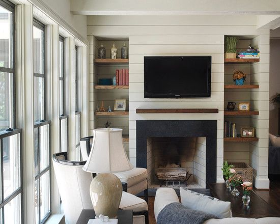 Pin by t parker on plans for a remodel pinterest for Ranch living room ideas