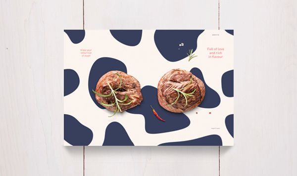 W Steak — The Dieline - Package Design Resource