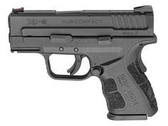 Springfield Armory is releasing its newest addition to the XD series, the XD Mod.2 Sub-Compact.