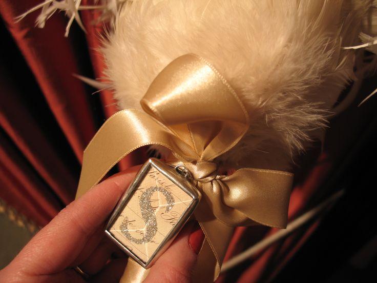 signature charm.. handmade..  www.carolynb.jewelkade.ca