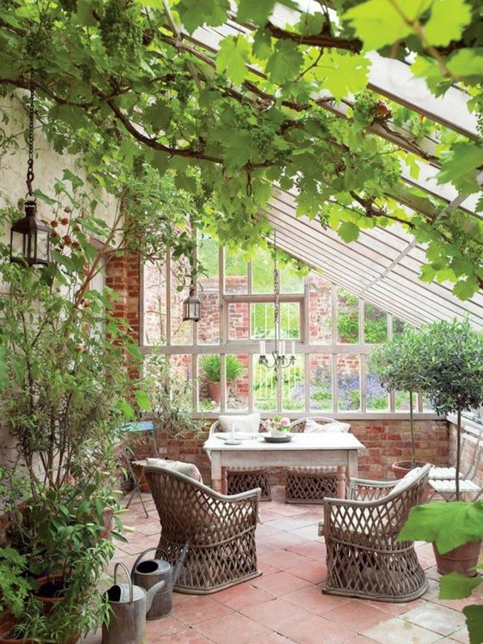 32 best véranda images on Pinterest Green houses, Photographs and