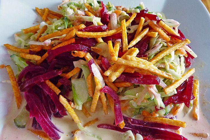 Präsidenten - Salat, ein raffiniertes Rezept aus der Kategorie Gemüse. Bewertungen: 55. Durchschnitt: Ø 4,2.