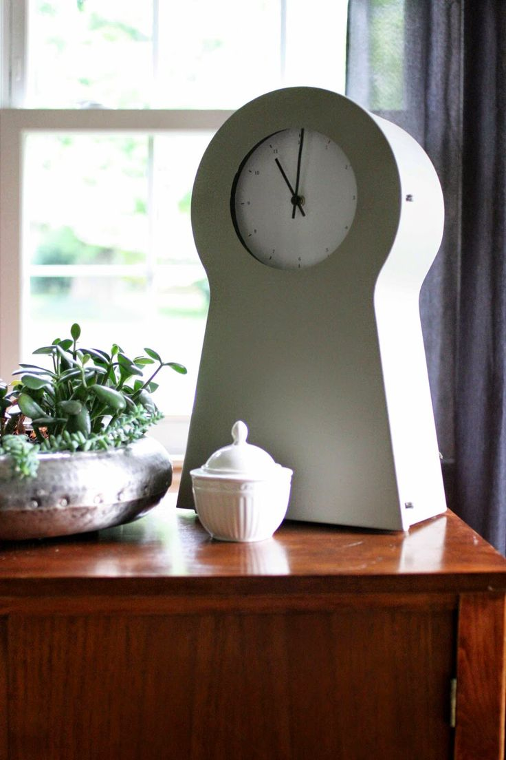 Perfect Craftivity Designs A Simple u Free Ikea Clock Makeover