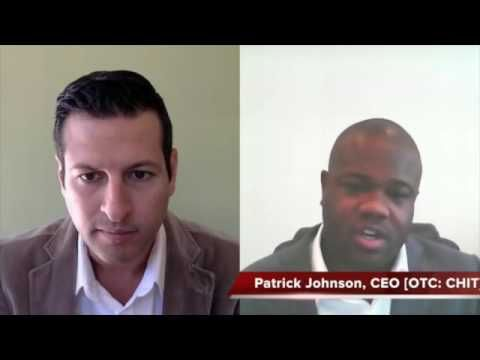 CEO - Patrick Johnson Interview with www.consultcanam.com - Stock Symbol...